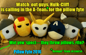"They are ""plush"" with sucess"