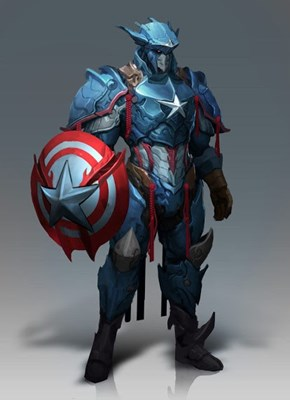 Awesome Superhero Battlearmor