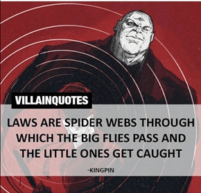 Awesome Villain Quotes