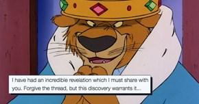 Is Donald Trump Actually Prince John From Disney's 1973 Robin Hood Movie