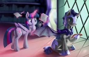 Bat Pony Study