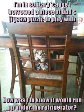 Iz a puzzlement