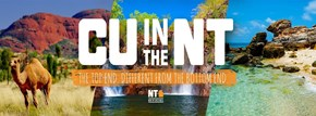 This Australian Tourism Campaign Wants to 'C U in the NT'