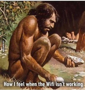 When the Wifi Goes Down