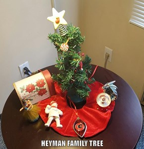 HEYMAN FAMILY TREE
