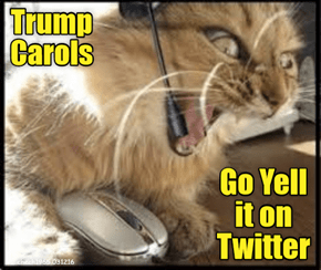 #trumpcarols