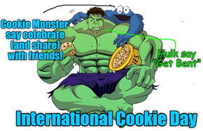 International Cookie Day