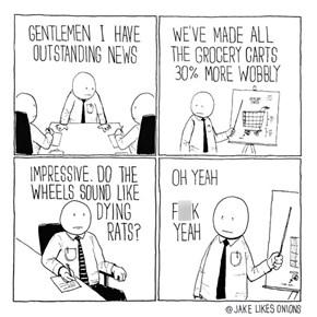 Shopping Cart Technology Has Come So Far