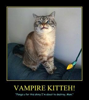 VAMPIRE KITTEH!