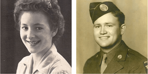 70 Years Later, a WWII Veteran Reunites With His Long Lost Love