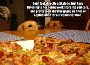Pizza strategy