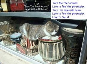 """Drum Feet"" (TTO ""Turn The Beat Around"" by Vicki Sue Robinson)"