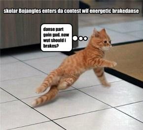 impending dizaster at Balentine's Danse?