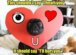 Be My Grumpy Valentine