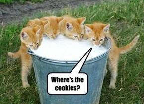 We'll need a bucketful of them, too