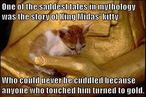 One of the saddest tales in mythology