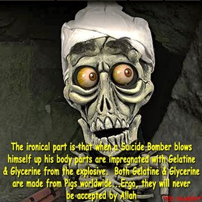 More bad news for Achmed.