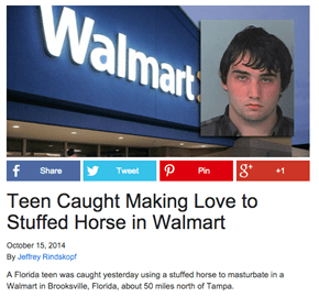 Go **** a Horse, Son