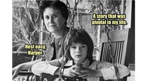 Harper Lee~~April 28, 1926-February 19, 2016