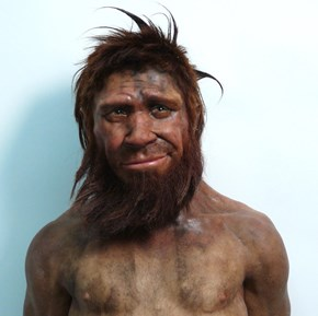 People Somehow Improved on This 'Ridiculously Photogenic Neanderthal' With Photoshop
