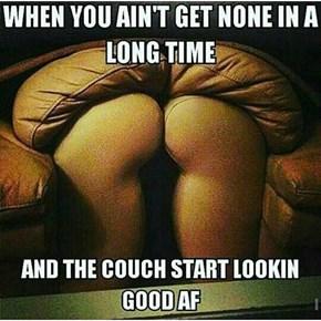 Dat Thigh Gap