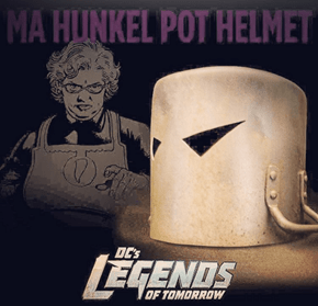 DC Legends of Tomorrow Hints at Things to Come on the Show, Including Ma Hunkel