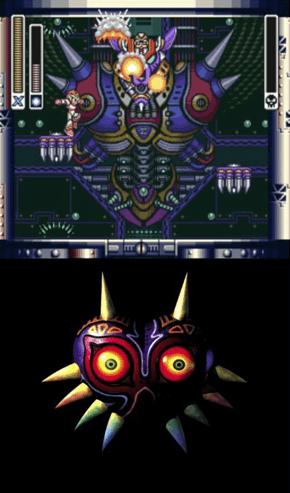 The Legend of Zero: SIgma's Mask?