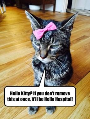 Hello Kitty?