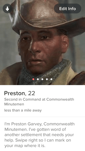 Commonwealth Tindermen