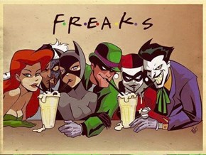 Does Gotham Have a Central Perk?
