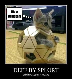 DEFF BY SPLORT