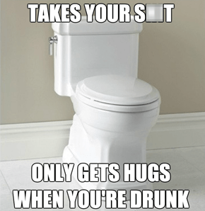 Why Your Toilet Should Always Be Your Best Friend