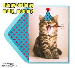 Happy Birthday, molly_mommy!