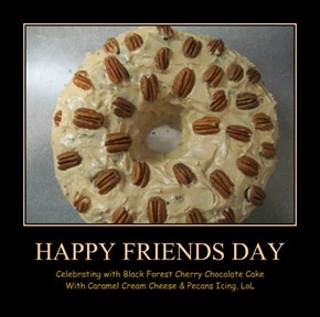 HAPPY FRIENDS DAY