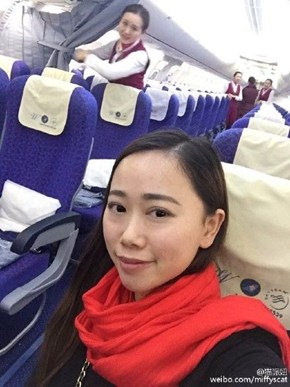 One Lucky Woman Was the Only Passenger on Her Flight