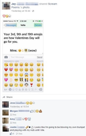 Let Your Emoji Plan Your Valentine's Day