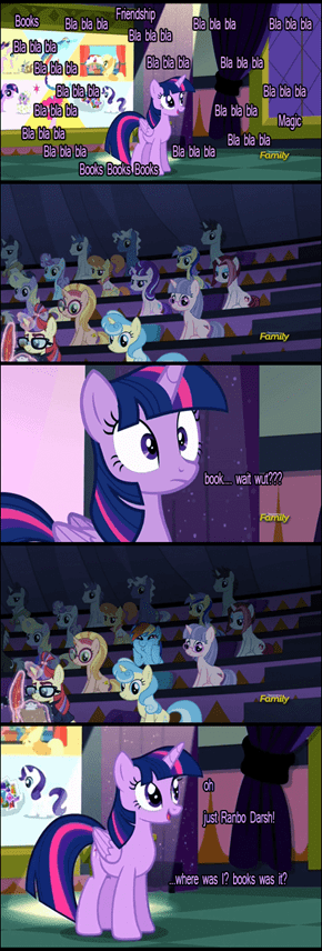 Twilight's Speech