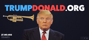 This Website Will Help You Release Your Frustration on Donald Trump's Combover