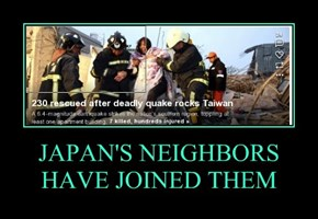 JAPAN'S NEIGHBORS HAVE JOINED THEM