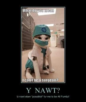 Y  NAWT?