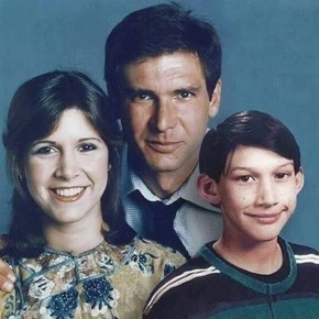 Everyone is in Love With This Sweet Star Wars Family Photo
