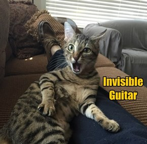 Invisible  Guitar