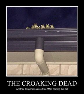 THE CROAKING DEAD