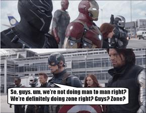 Poor Hawkeye