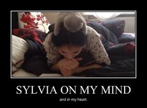 SYLVIA ON MY MIND