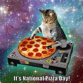 It's National Pizza Day!