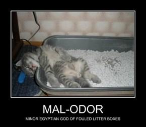 MAL-ODOR