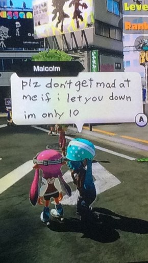 I Will Never Think Ill of Someone In Splatoon Again