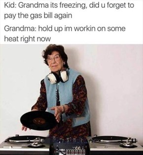 If You Can't Handle Grandma's Mixtape, Get Out of the Kitchen