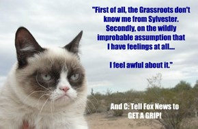 So, Grumpy...How Do You Feel About The Grass Roots: Grumpy 2016 Movement?